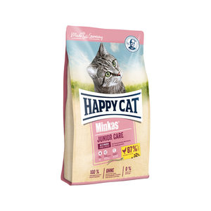 Happy Cat Minkas Junior Care Gevogelte - 10 kg