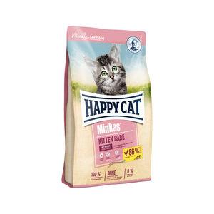 Happy Cat Minkas Kitten Care Gevogelte - 10 kg