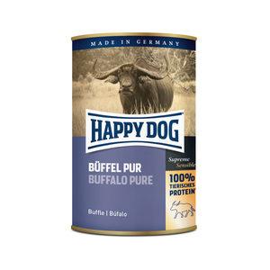 Happy Dog Buffel Pur - 12x400g