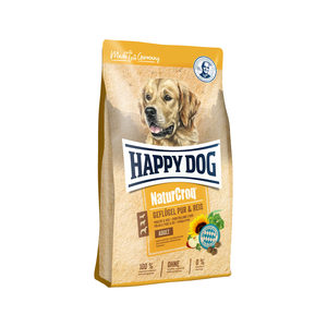 Happy Dog Geflügel Pur & Reis (Gevogelte & Rijst) – 4 kg