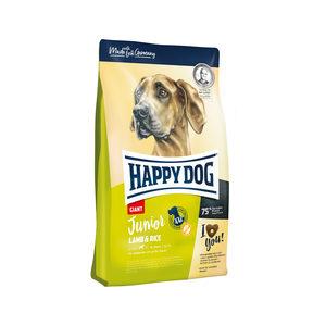 Happy Dog Junior Giant Lamb & Rice (Lam & Rijst) - 15 kg