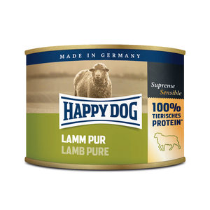Happy Dog Lamm Pur - 12x200g