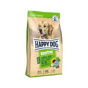 Happy Dog NaturCroq Lamm & Reis (lam en rijst) - 4 kg