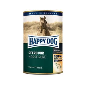 Happy Dog Puur Paard - 12 x 400 g