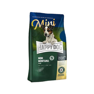Happy Dog Supreme - Mini Montana - 4 kg
