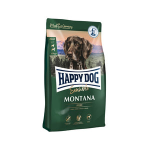 Happy Dog Supreme - Sensible Montana - 4 kg