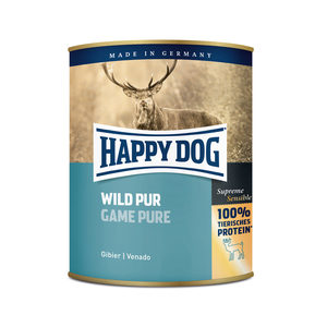 Happy Dog Wild Pur - 6 x 800 g
