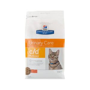 Hill´s c/d - Multicare - Feline - Chicken 10 kg