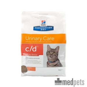 Hill's c/d – Urinary Care – Urinary Stress – Feline – Chicken 8 kg