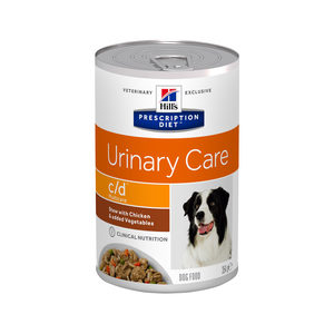 Hill's c/d Multicare Stoofpotje – Prescription Diet – Canine – 354 g