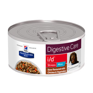 Hill's id Digestive Care Stress Mini Stoofpotje – Prescription Diet – 156 g