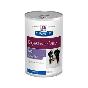 Hill's i/d Low Fat - Canine blik 12x 360gr.