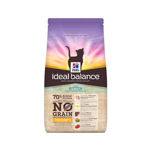 Hill`s Ideal Balance Feline Kitten No Grain 1.5kg