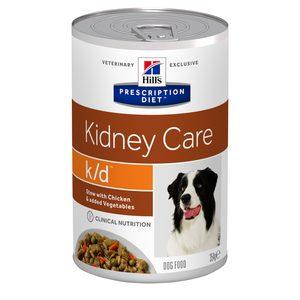 Hill's k/d Kidney Care Stoofpotje – Prescription Diet – Canine – 12 x 354 g