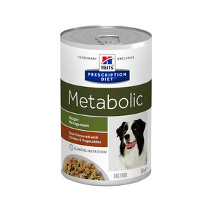 Hill's Metabolic Stoofpotje – Prescription Diet – Canine – 354 g
