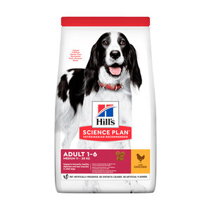 Hill's Science Plan - Adult Advanced Fitness - Canine Adult Medium - 2,5 kg