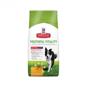 Hill's Science Plan - Canine - Mature - Youthful Vitality - Medium - 10 kg