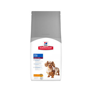 Hill's 2 kg science plan canine adult oral care kip