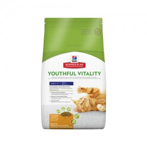 Hill's Feline Adult Youthful Vitality 1.5 kg Kattenvoer
