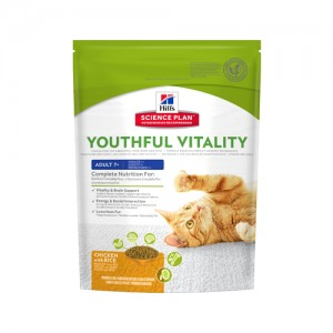 Hill's Feline Adult Youthful Vitality 250 g Kattenvoer