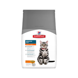 Hill's Adult Indoor Kattenvoer 4 kg