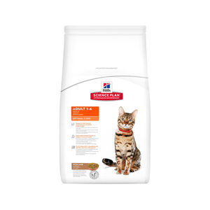 Hill's science plan feline adult optimal care lam
