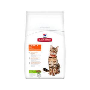 Hill's science plan feline adult optimal care koni