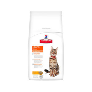 Hill's science plan feline adult optimal care kip