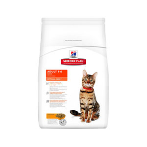 Hill's feline Adult Optimal Care kip 2 kg