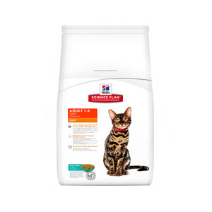 Hill's Science Plan - Feline Adult Light Tuna 1,5 kg kopen