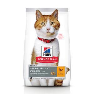 Hill's Sterilised Young Adult kattenvoer 1.5 kg