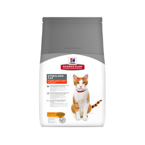 Hill's Sterilised Adult Kattenvoer 8 kg