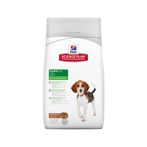Hill's Science Plan Puppy Lamb & rice 12 kg