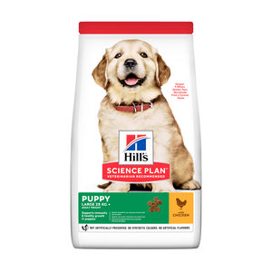 Hill's Science Plan Puppy Large Breed Chicken 2,5 kg