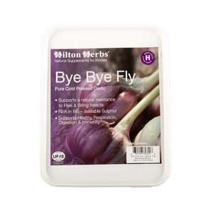 Hilton Herbs Bye Bye Fly – Knoflook Granulaat – 1 kg