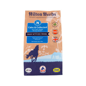 Hilton Herbs Calm & Collected for Horses - 1 kg