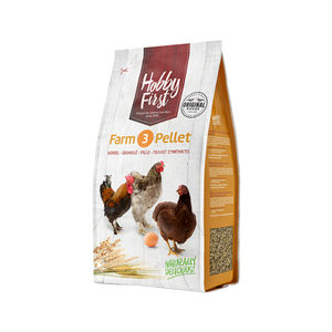 Hobby First Farm 3 Korrel - 4 kg