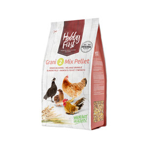Hobby First Grani 2 Mix Korrel - 4 kg