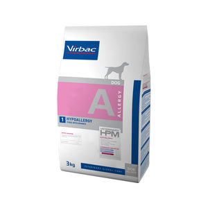 Veterinary HPM Dietetic Dog - Hypoallergy A1 Insect - 3 kg