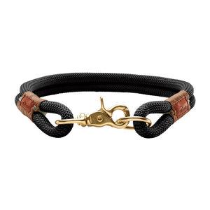 Hunter Halsband Oss – Zwart – 40/8