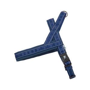 Hurtta Casual Harness - Donkerblauw - 80 cm