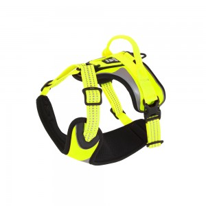 Hurtta Dazzle Harness – Geel – 80/100 cm