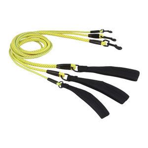 Hurtta Dazzle Rope - Geel - 1,1 x 180 cm