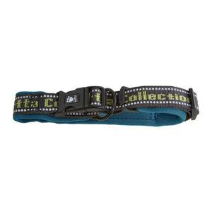Hurtta Padded Collar - Blauw - 20-30 cm