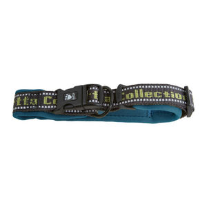 Hurtta Padded Collar - Blauw - 25-35 cm