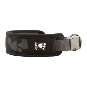 Hurtta Weekend Warrior Collar - 45/55 cm - Raven