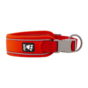 Hurtta Weekend Warrior Eco Collar - 25/35 cm - Rosehip