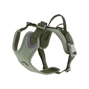 Hurtta Weekend Warrior Eco Harness - 60/80 cm - Hedge