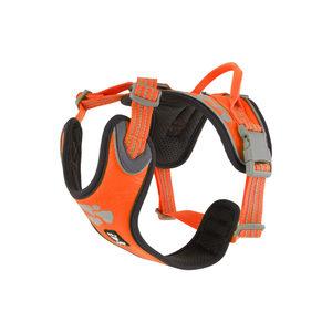 Hurtta Weekend Warrior Harness – 100/120 cm – Neon Orange