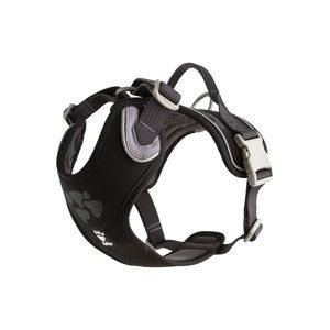 Hurtta Weekend Warrior Harness – 45/60 cm – Raven